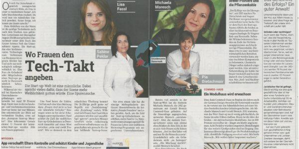 Interview der KLEINEN ZEITUNG