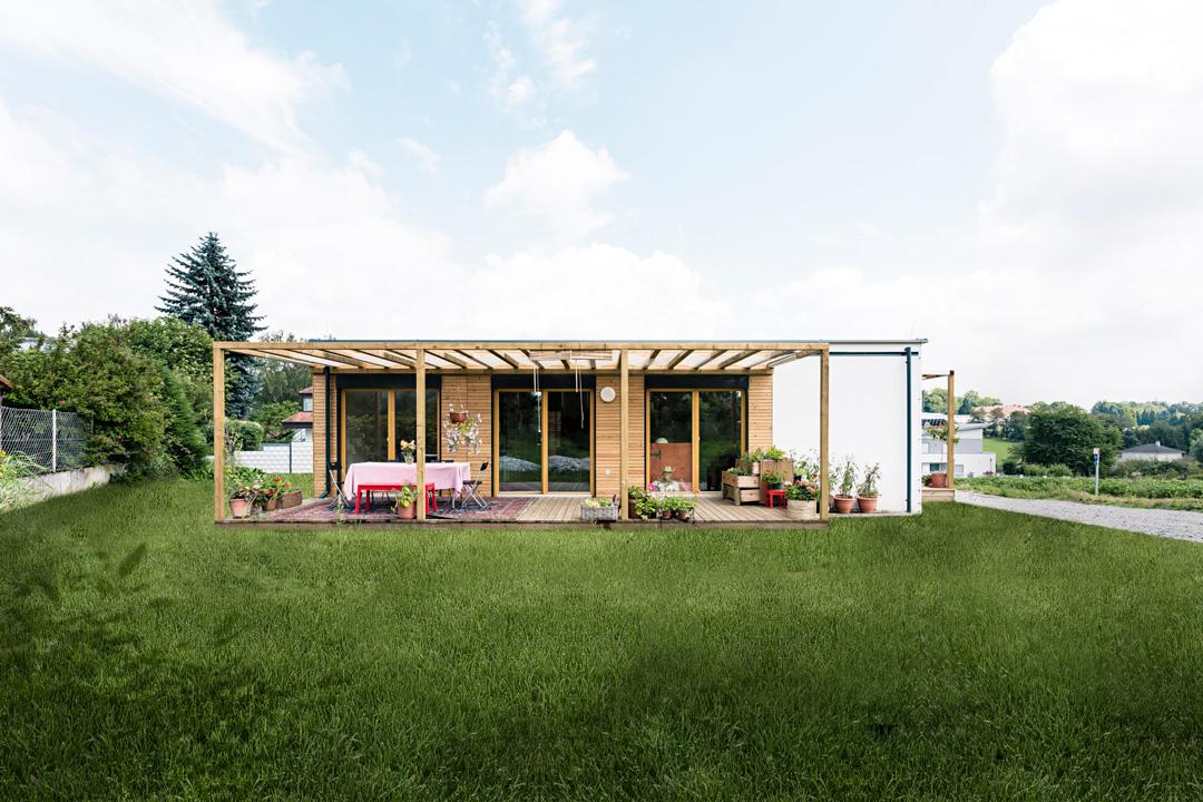 Commod House Das Erste Haus Das Mitwachst Okologisch Nachhaltig