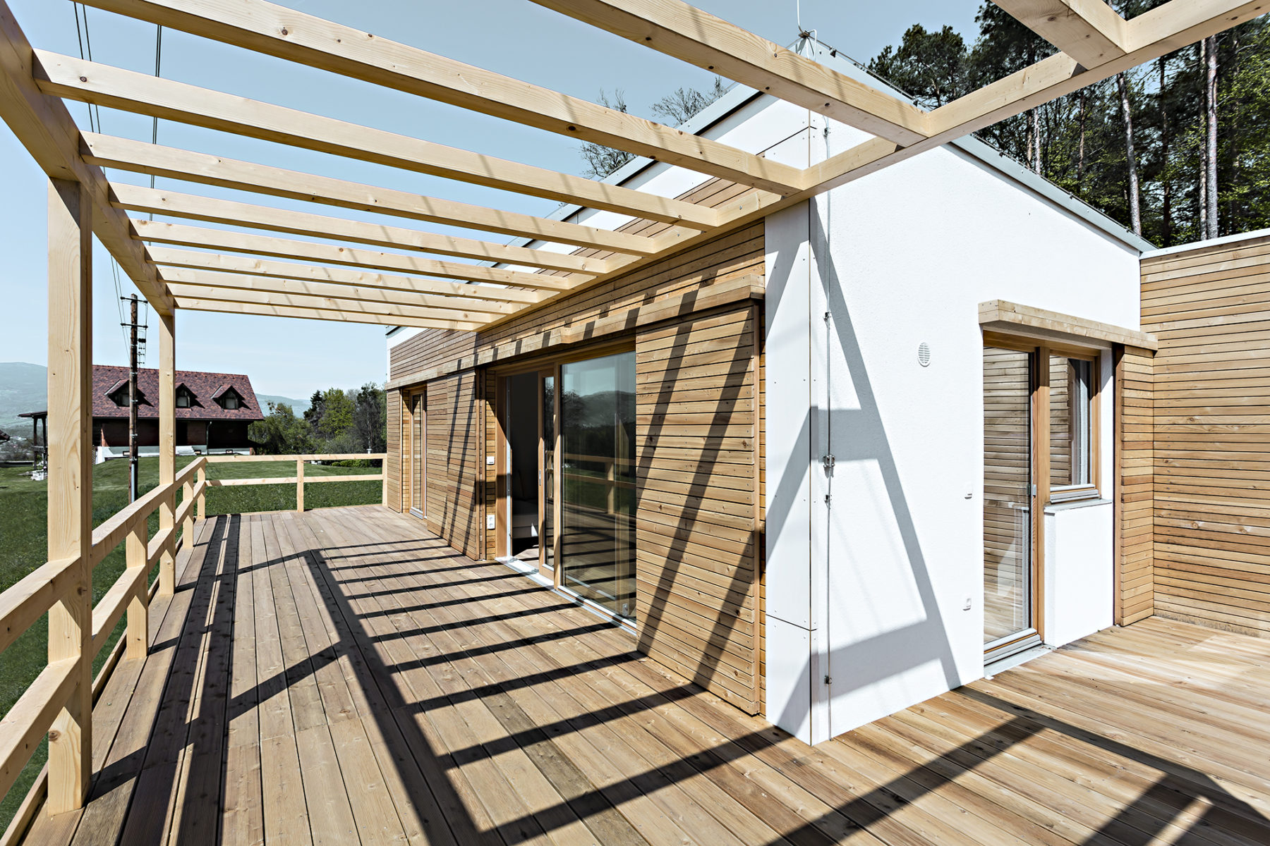 "COMMOD HOUSE SF ""maison terrasse"" 80M² SHOB"