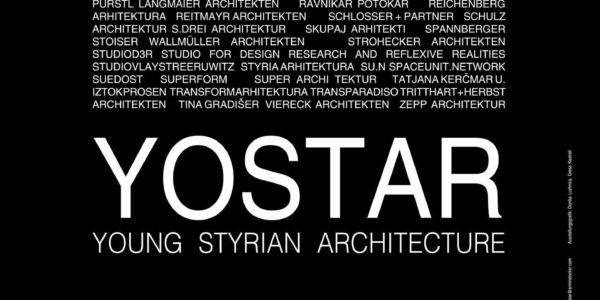 YOSTAR Architektur-Wanderausstellung COMMOD HOUSE goes GRAZ_MARIBOR_BERLIN