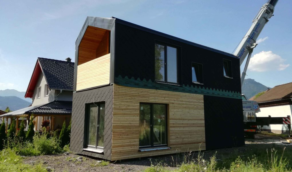 "COMMOD HOUSE NG 60m² ""Drachenhaus"""