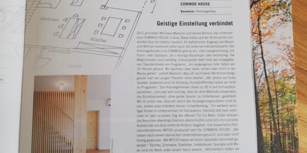 COMMOD-Haus und BIG – Bjarke Ingels Group im neuen Holzbau Austria