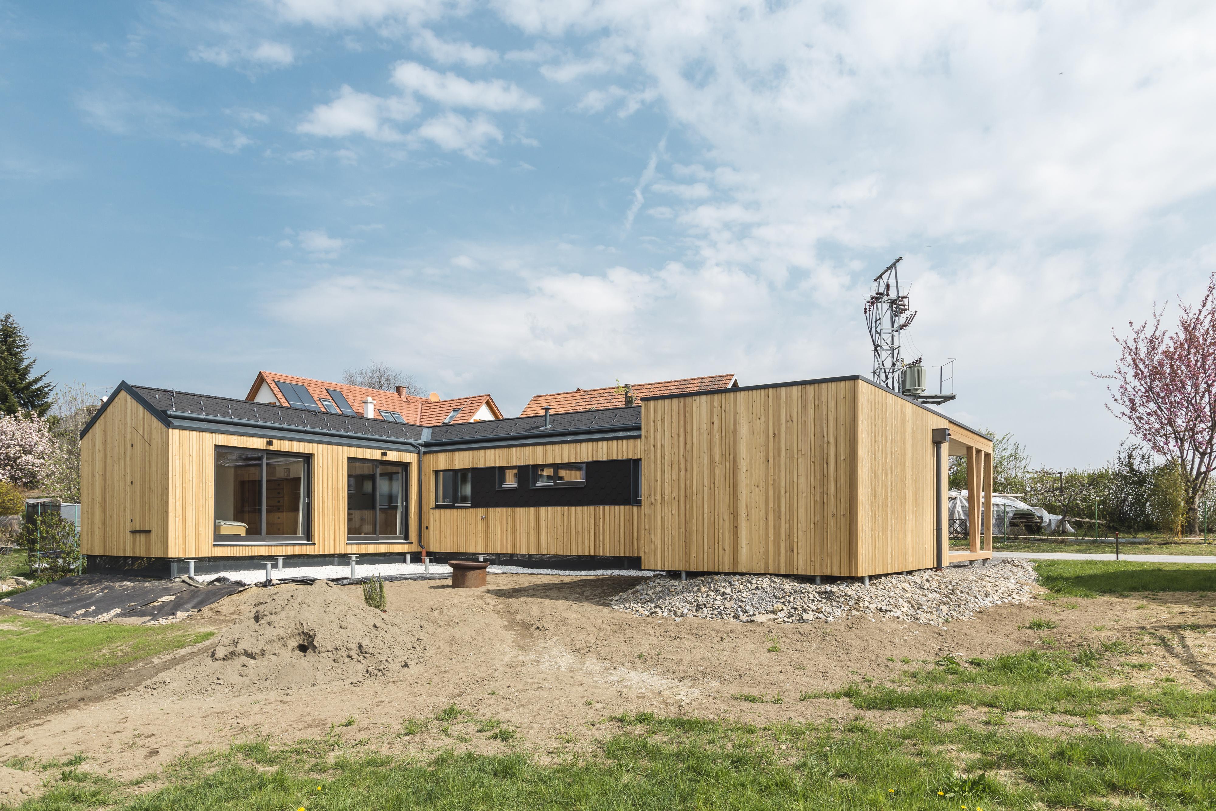 "COMMOD HOUSE BSL ""Sonnenhaus"" 80m² BGF"