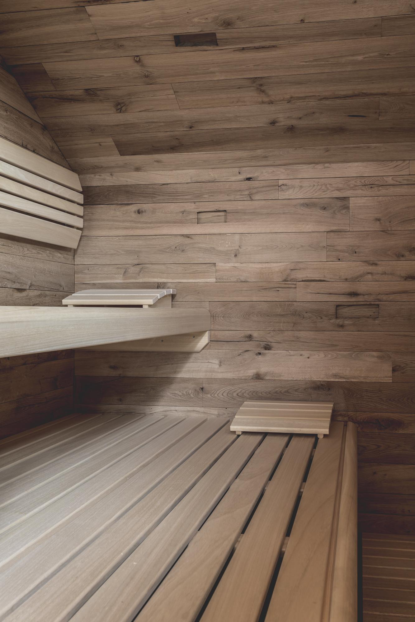Sauna Modul by COMMOD