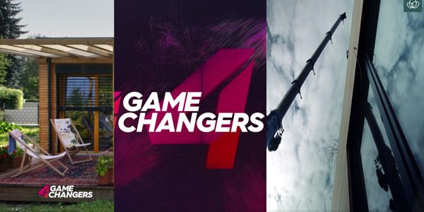 COMMOD HOUSE auf PULS 4 beim 4GAMECHANGERS Festival