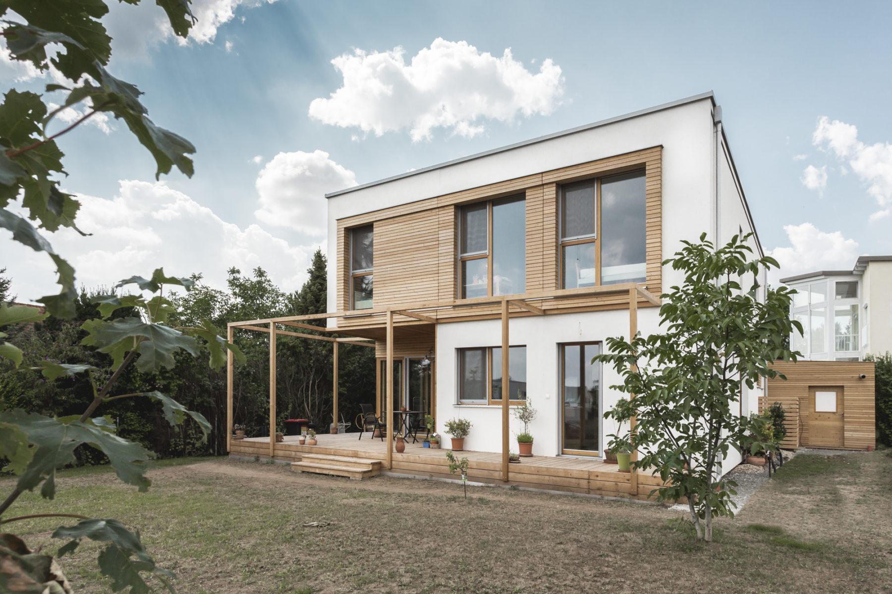 COMMOD HOUSE AN «Etagen-Villa» 200m² SHOB
