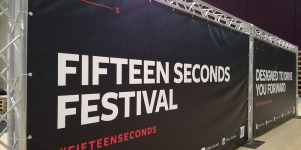 MEETING COMB by COMMOD HOUSE fifteen seconds festival