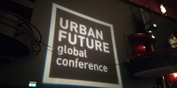 COMMOD HOUSE in OSLO bei der urban future global conference