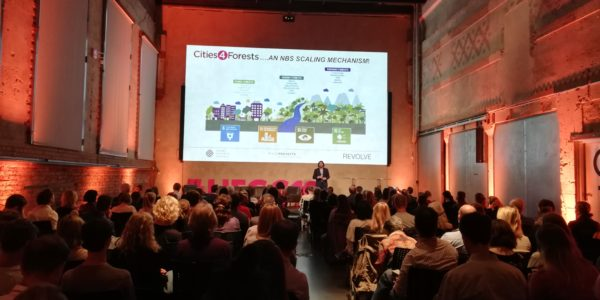 COMMOD HOUSE bei der urban future global conference