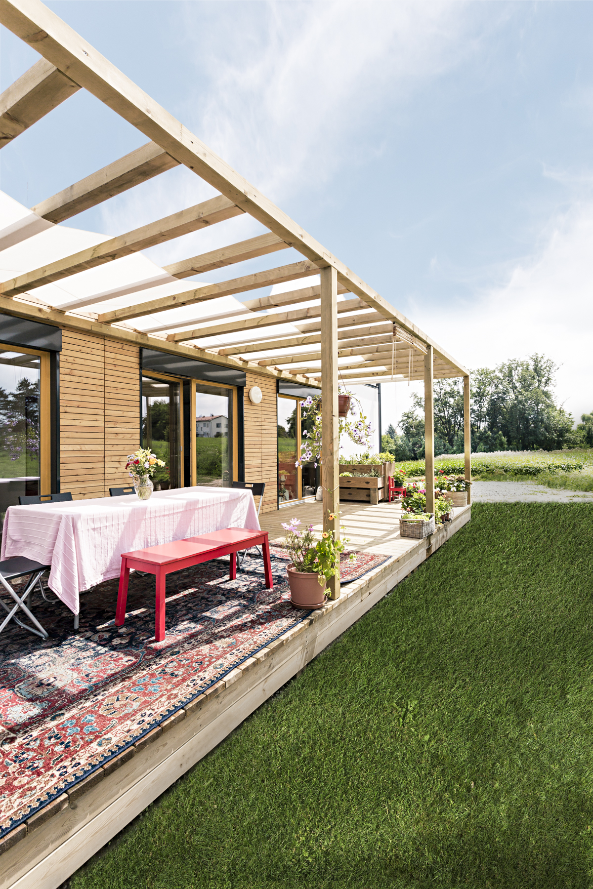 """COMMOD HOUSE RL """"2 in 1 Bungalow"""" 126m² SHOB"""