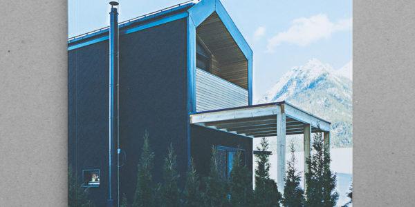 COMMOD Magazine Fachzeitschrift für Architektur und Design